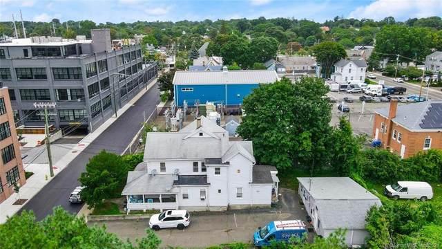 12 Rowan Street, Norwalk, CT 06855 (MLS #170436007) :: Kendall Group Real Estate | Keller Williams
