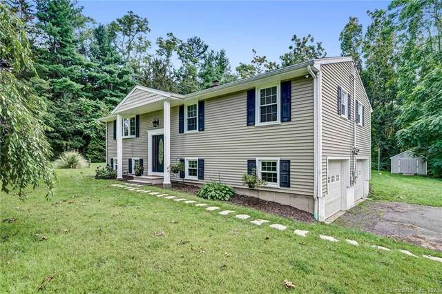 34 Coach Drive, North Branford, CT 06472 (MLS #170436022) :: GEN Next Real Estate