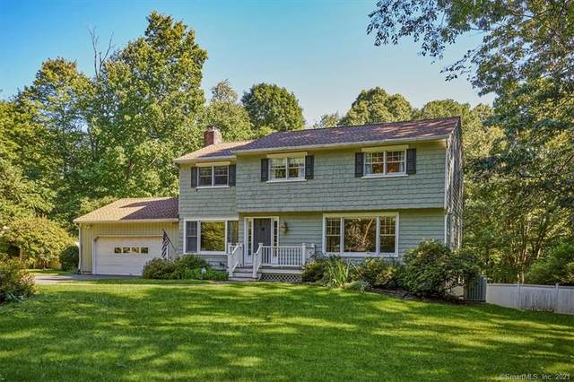 20 Fire Hill Lane, Redding, CT 06896 (MLS #170436042) :: Michael & Associates Premium Properties | MAPP TEAM