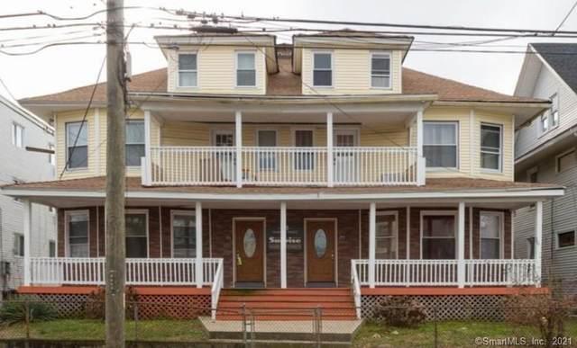 75 James Street, Bridgeport, CT 06604 (MLS #170436056) :: The Higgins Group - The CT Home Finder