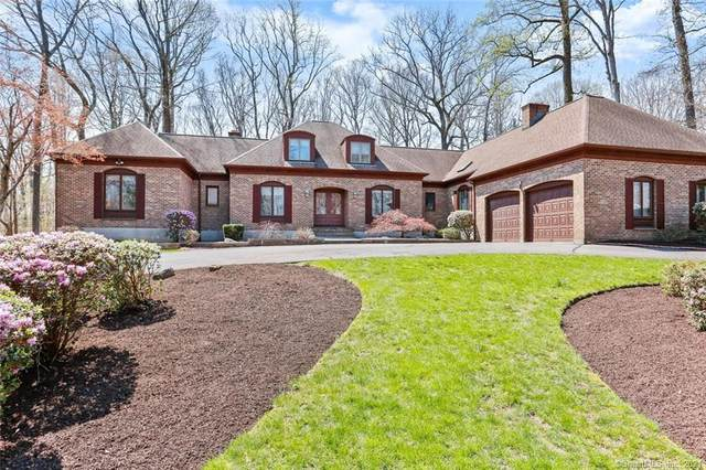 53 Copper Kettle Road, Trumbull, CT 06611 (MLS #170436068) :: Linda Edelwich Company Agents on Main