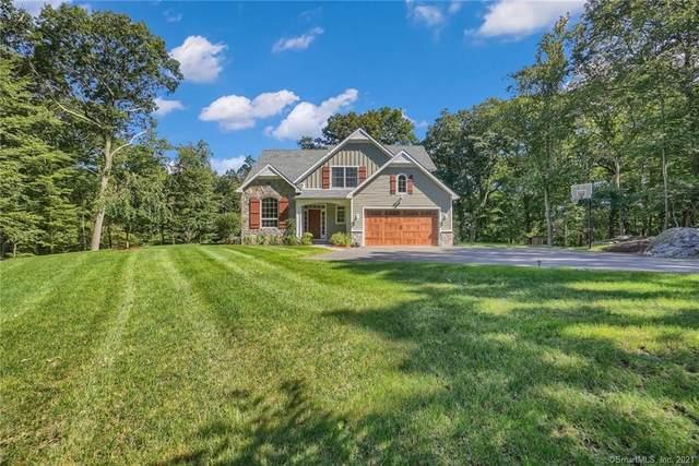 46 Scott Ridge Road, Ridgefield, CT 06877 (MLS #170436072) :: Kendall Group Real Estate | Keller Williams