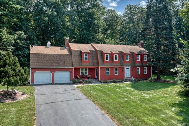 16 Franklin Woods Drive, Somers, CT 06071 (MLS #170436136) :: NRG Real Estate Services, Inc.