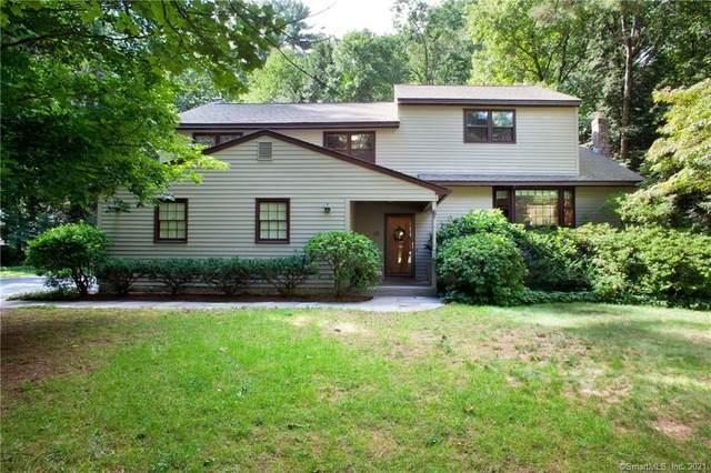 15 Banks Road, Simsbury, CT 06070 (MLS #170436160) :: Kendall Group Real Estate | Keller Williams