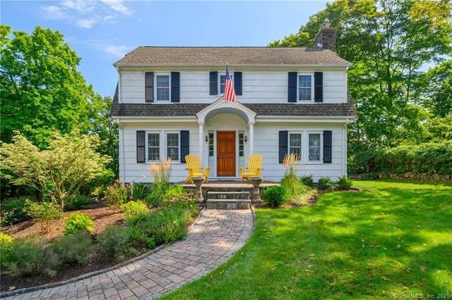 12 Sunset Hill Road, Newtown, CT 06470 (MLS #170436197) :: GEN Next Real Estate