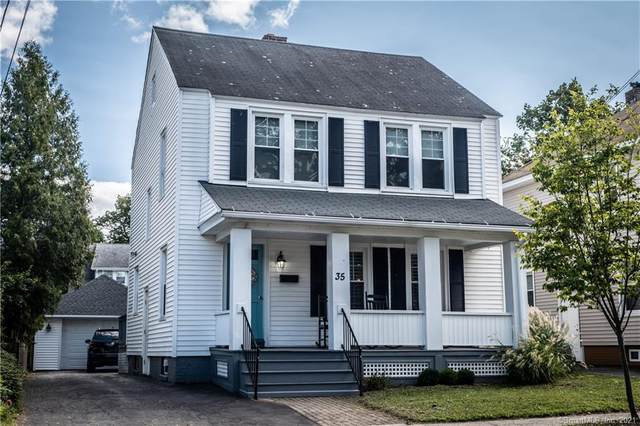 35 Parker Place, New Haven, CT 06512 (MLS #170436213) :: Linda Edelwich Company Agents on Main