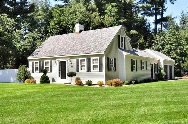 23 Bradley Brook Drive, Granby, CT 06060 (MLS #170436237) :: Michael & Associates Premium Properties | MAPP TEAM