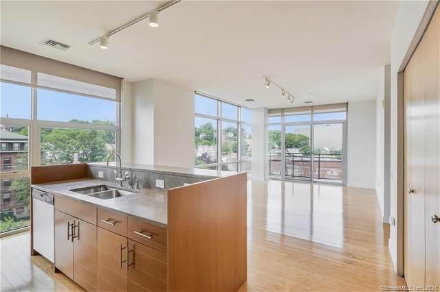 33 N Water Street #501, Norwalk, CT 06854 (MLS #170436247) :: GEN Next Real Estate