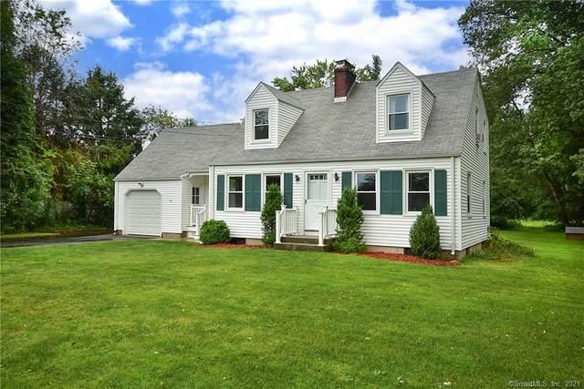 46 Pleasant Valley Road, South Windsor, CT 06074 (MLS #170436271) :: GEN Next Real Estate