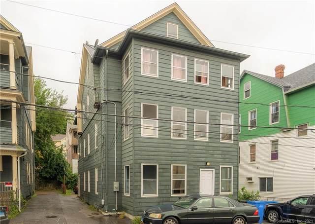 20 James Street, Waterbury, CT 06708 (MLS #170436272) :: GEN Next Real Estate
