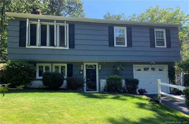 25 Kanungum Trail, Shelton, CT 06484 (MLS #170436296) :: Kendall Group Real Estate | Keller Williams