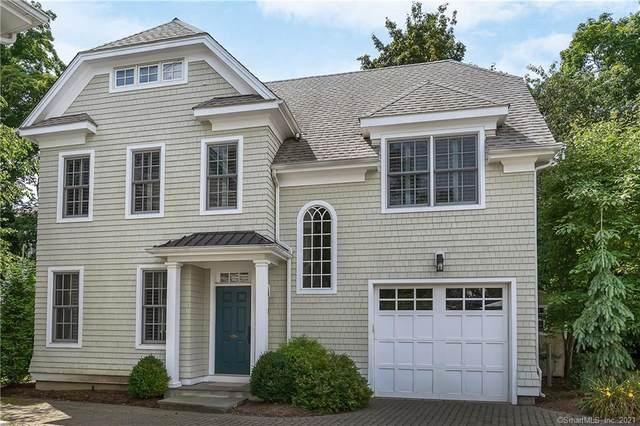 31 Catoonah Street D, Ridgefield, CT 06877 (MLS #170436340) :: GEN Next Real Estate