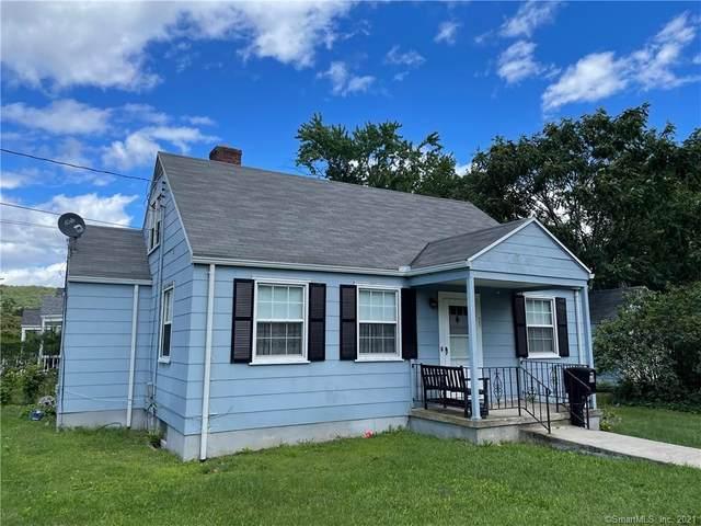 287 Fairfield Street, New Haven, CT 06515 (MLS #170436366) :: Kendall Group Real Estate   Keller Williams