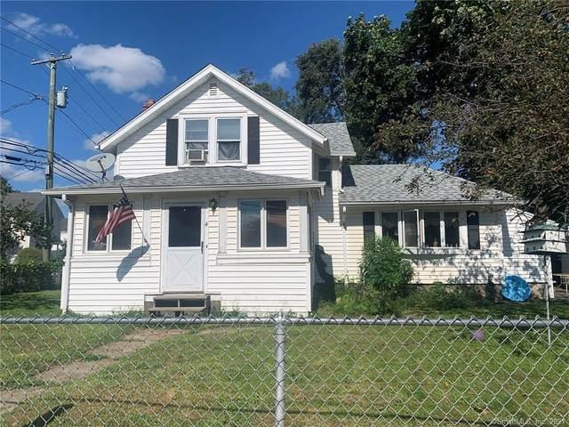 4 Crown Street, Milford, CT 06460 (MLS #170436439) :: Kendall Group Real Estate | Keller Williams