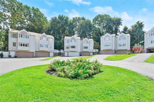 4 Hill Court B, Norwalk, CT 06850 (MLS #170436450) :: Linda Edelwich Company Agents on Main