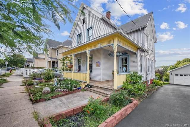 101 S Orchard Street, Wallingford, CT 06492 (MLS #170436467) :: GEN Next Real Estate