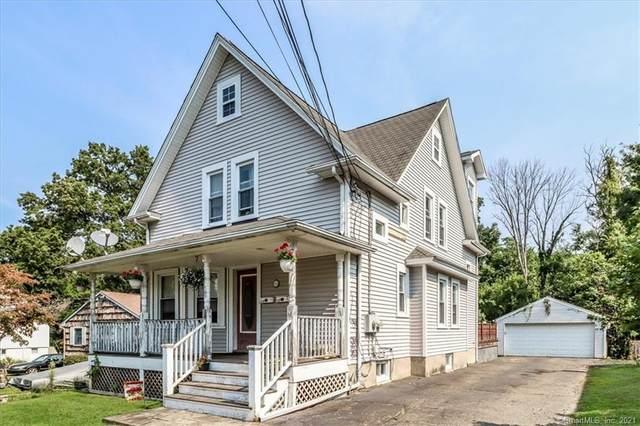 110 Grace Street, Fairfield, CT 06825 (MLS #170436475) :: GEN Next Real Estate