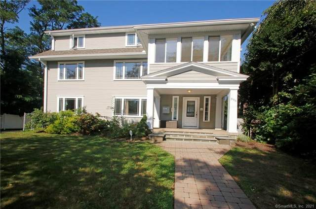 396 Mansfield Street #2, New Haven, CT 06511 (MLS #170436486) :: Forever Homes Real Estate, LLC