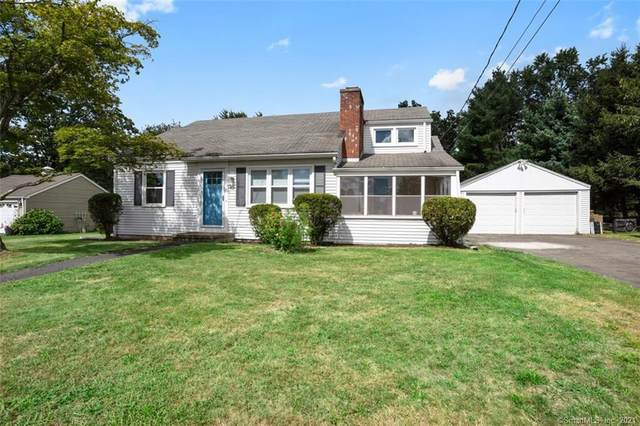 10 Valleyview Drive, Middlefield, CT 06455 (MLS #170436504) :: Chris O. Buswell, dba Options Real Estate
