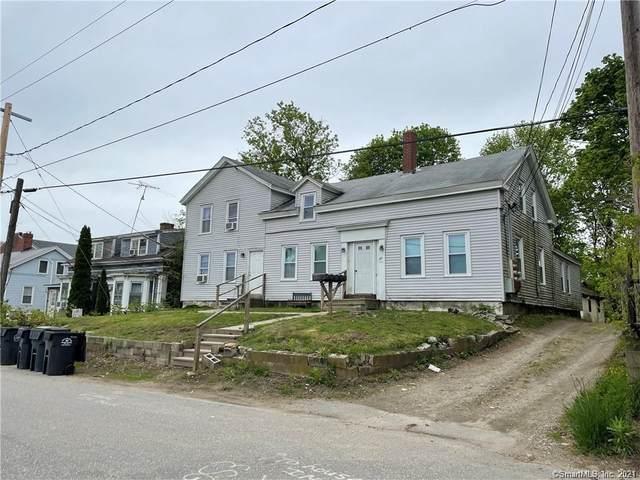 47 Commerce Avenue, Killingly, CT 06239 (MLS #170436520) :: Kendall Group Real Estate | Keller Williams
