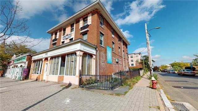 490-496 Park Street, Hartford, CT 06106 (MLS #170436526) :: The Higgins Group - The CT Home Finder