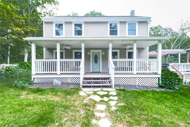 233 Rathbun Hill Road, Salem, CT 06420 (MLS #170436528) :: Tim Dent Real Estate Group