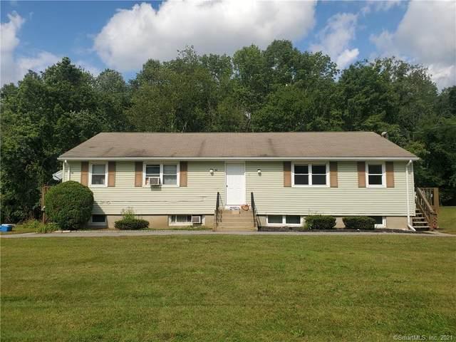 3 White Oak Condo 3D, Mansfield, CT 06250 (MLS #170436574) :: GEN Next Real Estate