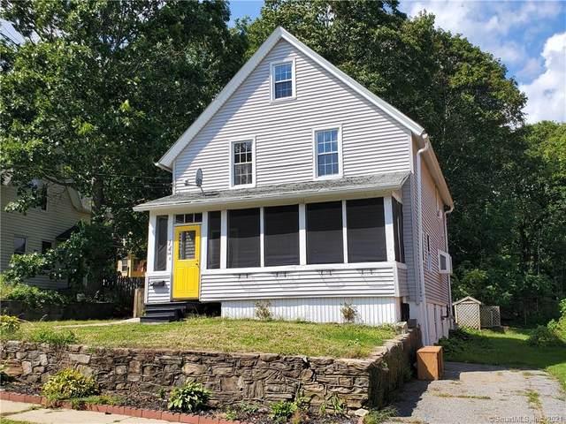 14 Buck Street, Killingly, CT 06239 (MLS #170436604) :: Kendall Group Real Estate | Keller Williams