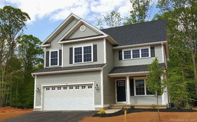 22 Redwood Lane, Lot 25, Southington, CT 06489 (MLS #170436641) :: Coldwell Banker Premiere Realtors