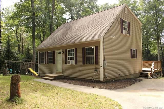 42 Hemlock Drive, Woodstock, CT 06282 (MLS #170436665) :: Chris O. Buswell, dba Options Real Estate
