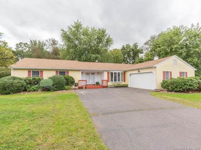 43 Grist Mill Road, Wethersfield, CT 06109 (MLS #170436681) :: Michael & Associates Premium Properties | MAPP TEAM