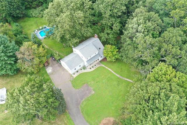 345 Main Street, Middlefield, CT 06481 (MLS #170436682) :: Chris O. Buswell, dba Options Real Estate