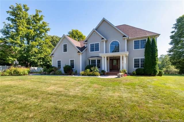 176 Wassuc Road, Glastonbury, CT 06073 (MLS #170436693) :: Kendall Group Real Estate | Keller Williams