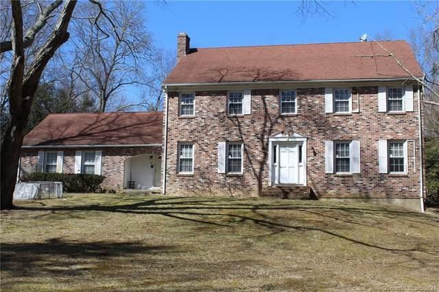 29 Coachman Pike, Ledyard, CT 06339 (MLS #170436733) :: Chris O. Buswell, dba Options Real Estate