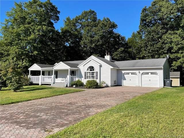 37 Partridge Hollow, Montville, CT 06370 (MLS #170436749) :: GEN Next Real Estate