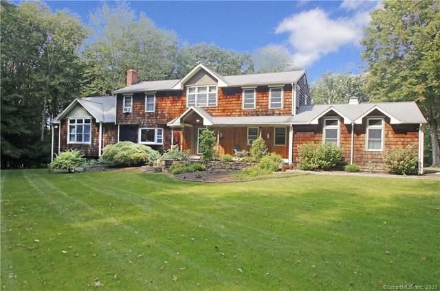5 Russett Road, Newtown, CT 06482 (MLS #170436810) :: Kendall Group Real Estate | Keller Williams