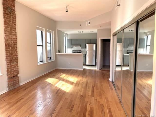 83 Washington Street 3A, Norwalk, CT 06854 (MLS #170436811) :: GEN Next Real Estate