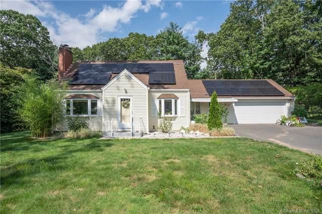 79 Santina Drive, Manchester, CT 06040 (MLS #170436813) :: GEN Next Real Estate