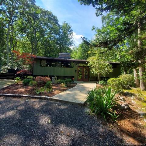 331 Tater Hill Road, East Haddam, CT 06423 (MLS #170436834) :: Linda Edelwich Company Agents on Main