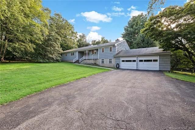 60 Thornwood Road, Stamford, CT 06903 (MLS #170436861) :: Kendall Group Real Estate | Keller Williams