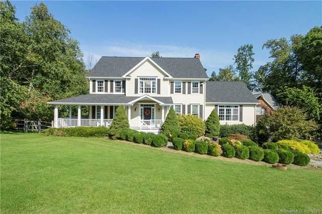 11 Cider Mill Road, Newtown, CT 06482 (MLS #170436891) :: Kendall Group Real Estate | Keller Williams