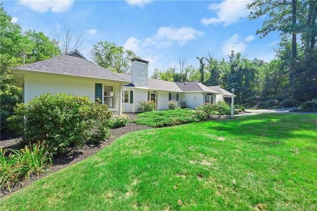 18 Tashua Lane, Trumbull, CT 06611 (MLS #170436923) :: GEN Next Real Estate