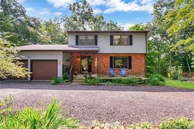 538 Bassetts Bridge Road, Mansfield, CT 06250 (MLS #170436936) :: GEN Next Real Estate