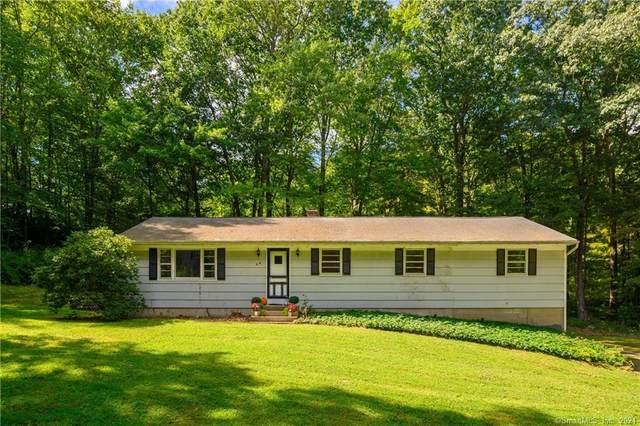 46 Key Rock Road, Newtown, CT 06470 (MLS #170436981) :: Mark Seiden Real Estate Team