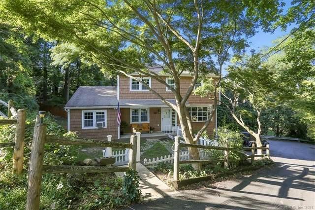 125 Pilgrim Drive, Greenwich, CT 06831 (MLS #170436985) :: Kendall Group Real Estate | Keller Williams