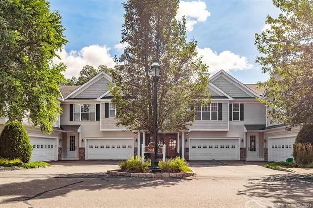 56 Jo Al Court #56, Newtown, CT 06470 (MLS #170436986) :: GEN Next Real Estate