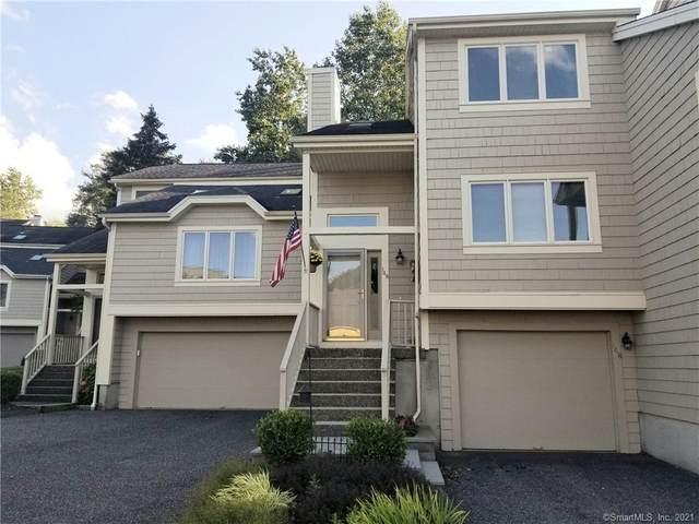 12 Boulevard Drive 25-148, Danbury, CT 06810 (MLS #170436991) :: GEN Next Real Estate