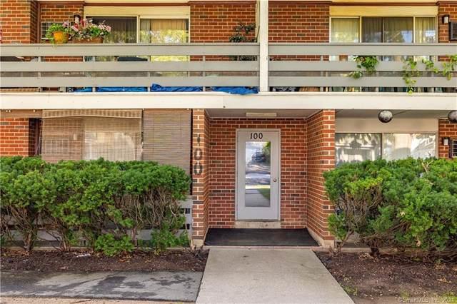 100 Oakwood Avenue B4, West Hartford, CT 06119 (MLS #170437019) :: Carbutti & Co Realtors