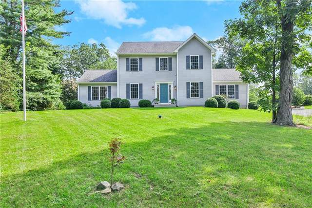 384 W Meetinghouse Road, New Milford, CT 06776 (MLS #170437077) :: Spectrum Real Estate Consultants