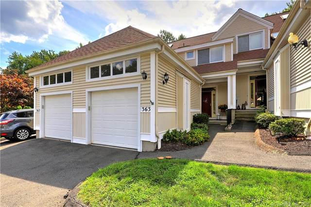363 Summerfield Gardens #363, Shelton, CT 06484 (MLS #170437104) :: Tim Dent Real Estate Group